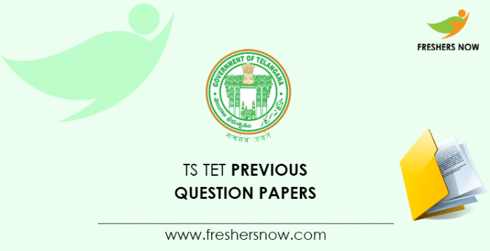 TS TET Previous Question Papers