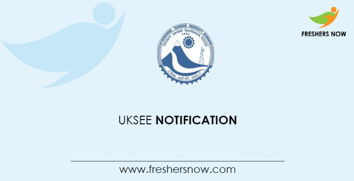 UKSEE Notification