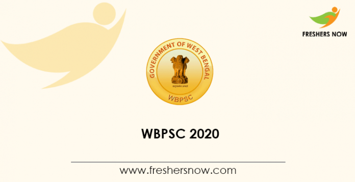 WBPSC 2020-21