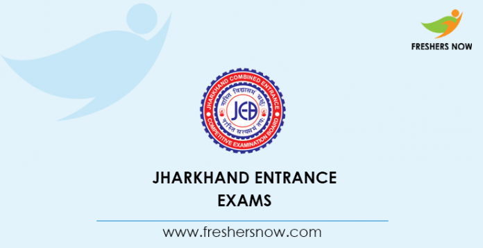 Jharkhand Entrance Exams