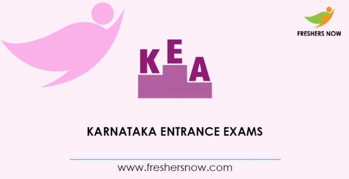 Karnataka Entrance Exams