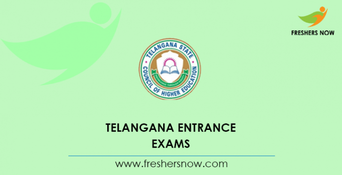Telangana Entrance Exams