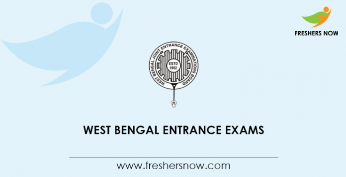 West Bengal Entrance Exams