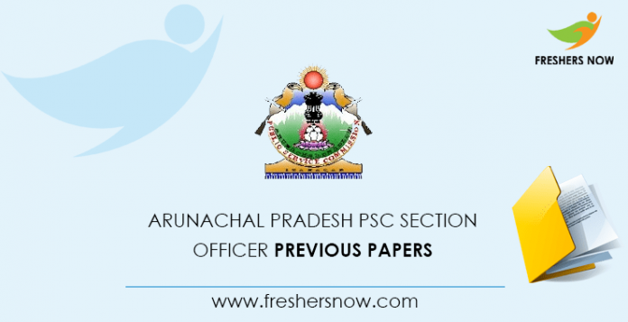 APPSC Official Section Previous Question Papers - Perfect ...