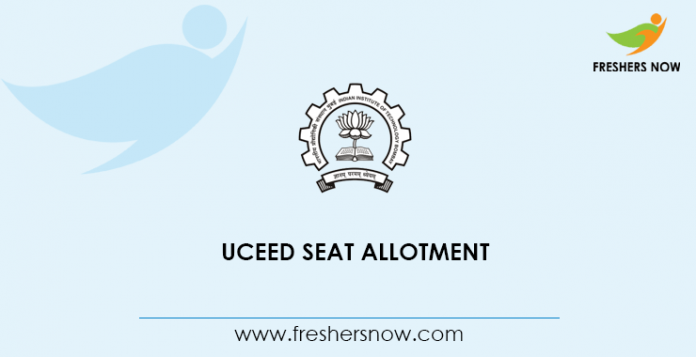 UCEED Seat Allotment
