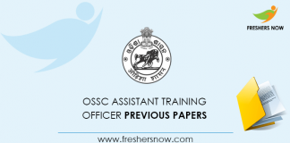 OSSC ATO Previous Question Papers