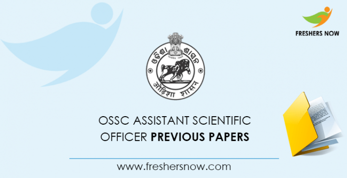 OSSC ASO Previous Question Documents