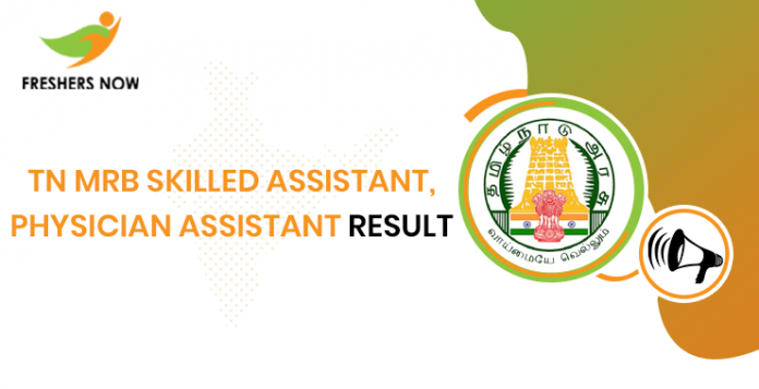 TN MRB Skilled Assistant, Physician Assistant Result