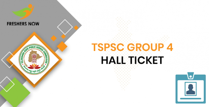 Entrance to the TSPSC Group 4 pavilion