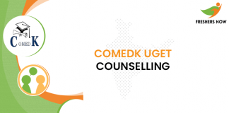 COMEDK UGET Counselling