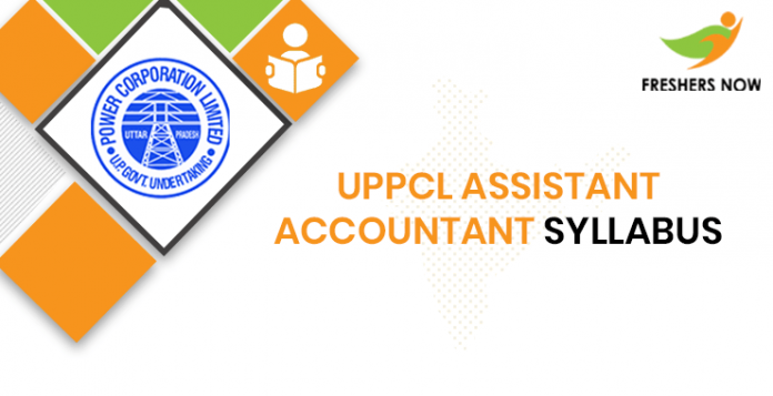UPPCL Assistant Accountant Syllabus 2020