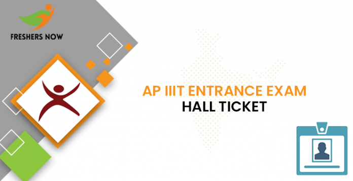 AP IIIT Entrance Exam Hall Ticket