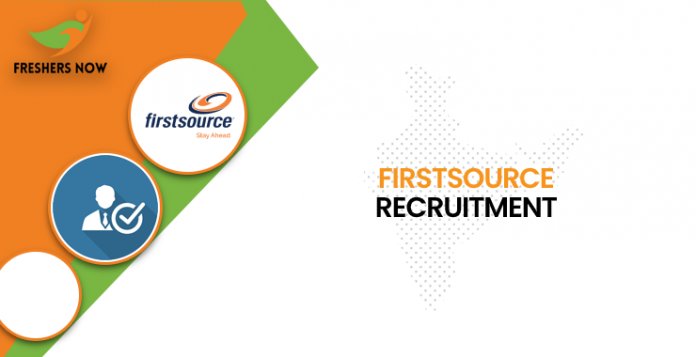 Firstsource Recruitment