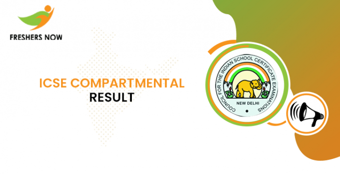 ICSE Compartmental Result