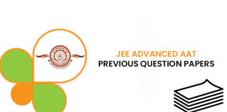 JEE Advanced AAT Previous Question Papers