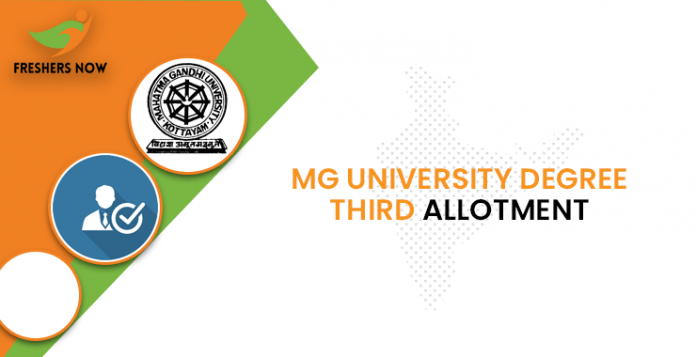 Third MG College Degree Assignment