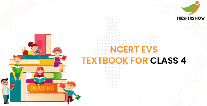 NCERT Books For Class 4 EVS PDF Download