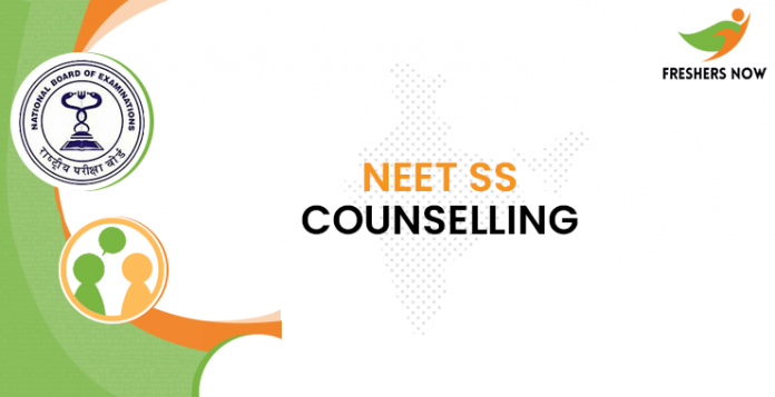 NEET SS Counselling