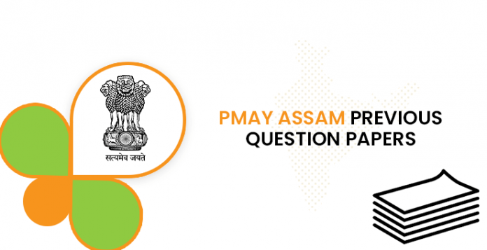 PMAY Assam City Project Manager Previous Question Papers
