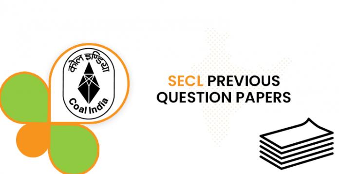 SECL Junior Technical Inspector Previous Question Papers