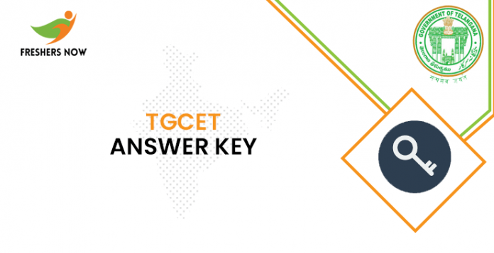 TGCET Answer Key