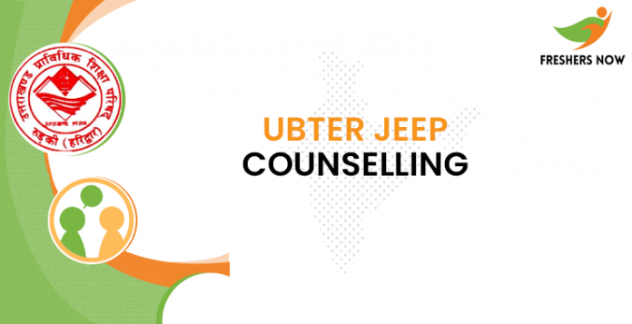 UBTER JEEP Counselling