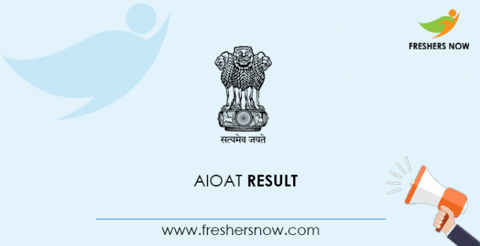 AIOAT Result