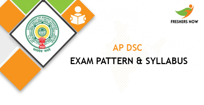AP DSC Exam Pattern & Syllabus