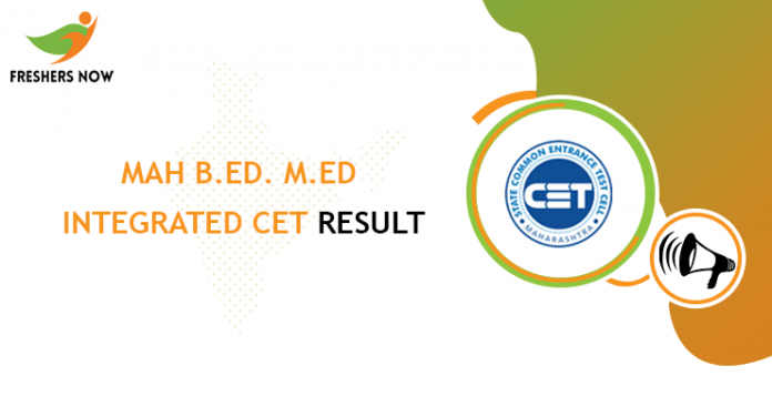 MAH-B.Ed.-M.Ed.-Integrated-CET-result