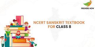NCERT Class 8 Sanskrit Book
