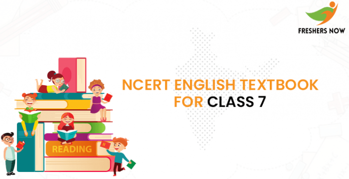 NCERT English Textbook for Class 7