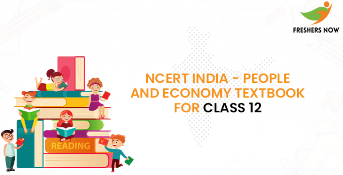 NCERT India - People And Economy Textbook for class 12