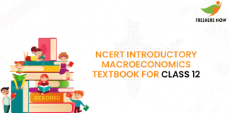 NCERT Introductory Macroeconomics Textbook for class 12