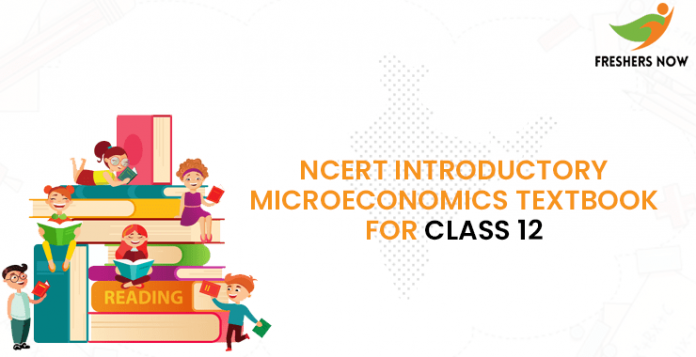 NCERT Introductory Microeconomics Textbook for class 12