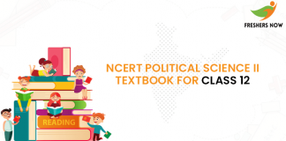 NCERT Political Science II Textbook for class 12