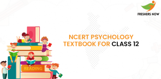 NCERT Psychology Textbook for class 12