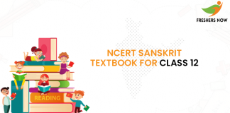 NCERT Sanskrit Textbook for class 12