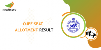 OJEE Seat Allotment Result