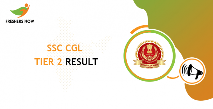 SSC CGL Tier 2 Result