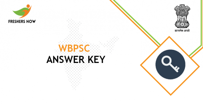 WBPSC Agriculture Marketing Officer Answer Key