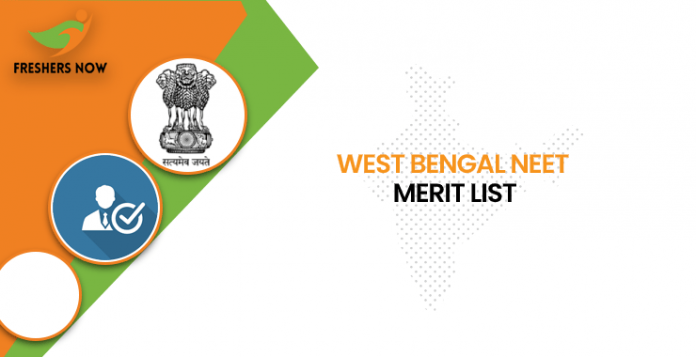West Bengal NEET Merit List