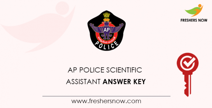 AP-Police-Scientific-Assistant-Answer-Key