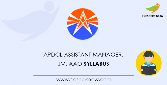 APDCL Assistant Manager, JM, AAO Previous Question Papers