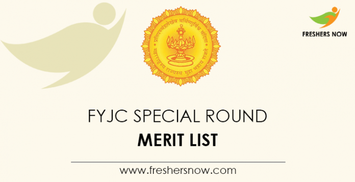 List of merits of the FYJC special round