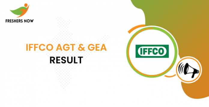 IFFCO AGT, GEA Result