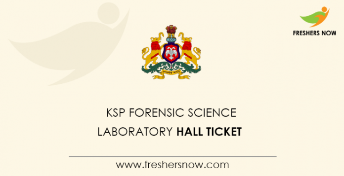KSP-Forensic-Science-Laboratory-Hall-Ticket