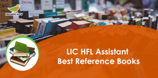 LIC HFL Assistant Best Reference Books