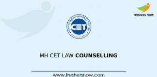MH CET Law Counselling