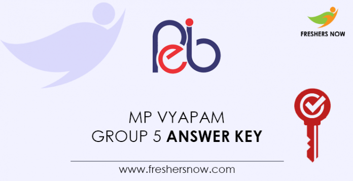 MP-Vyapam-Group-5-Answer-Key