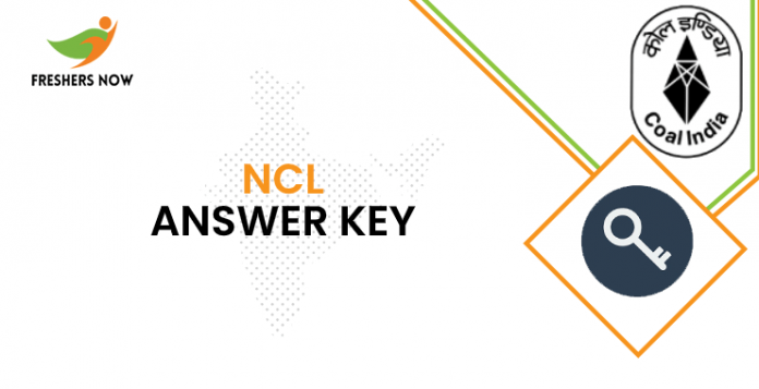 NCL Answer Key